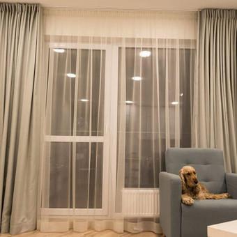 Interjero tekstilės dekoravimas ir siuvimas. / Inga Brancevičienė / Darbų pavyzdys ID 379833