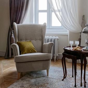 Interjero tekstilės dekoravimas ir siuvimas. / Inga Brancevičienė / Darbų pavyzdys ID 379843