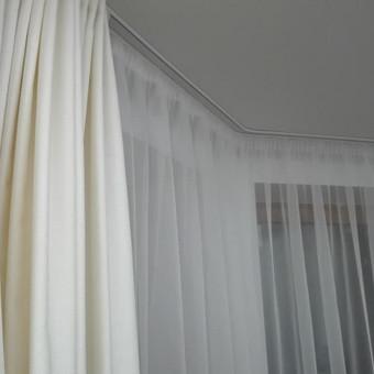 Interjero tekstilės dekoravimas ir siuvimas. / Inga Brancevičienė / Darbų pavyzdys ID 379869