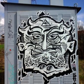 Dailininkas profesionalas / Antanas Repečka / Darbų pavyzdys ID 380793