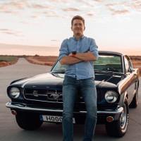 Adomas Kavaliauskas 1965 Mustang Fastback nuoma