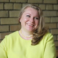 Patyrusi mediatorė, teisininkė, lektorė Jolanta Tupko-Mazur
