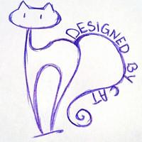 Katės Dizainas